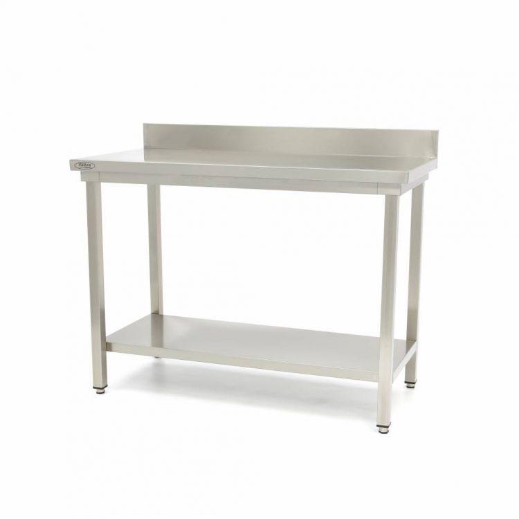 Pracovný stôl - 1000x600 mm - zadný lém | Maxima 09300980