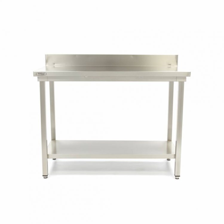 Pracovný stôl - 1000x700 mm - zadný lém   Maxima 09364030