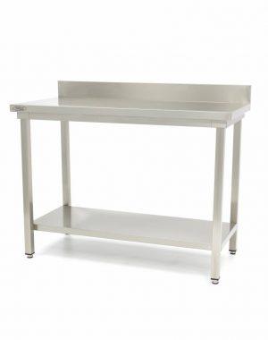 Pracovný stôl - 1200x600 mm - zadný lém | Maxima 09300983