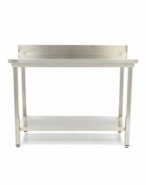 Pracovný stôl - 2000x700 mm - zadný lém | Maxima 09364045
