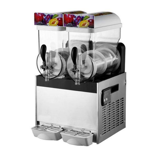 Stroj na ľadovú drť - 2x15 l   HKN-MT2