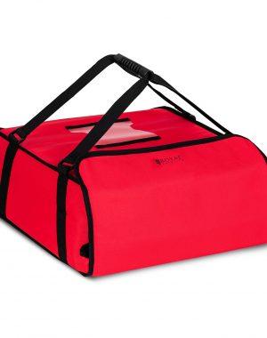 Taška na pizzu - 4 ks krabíc 45x45 cm | RC-PB45