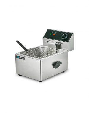 Elektrická fritéza - 1x6 l - 2,5 kW | HKN-FT6N
