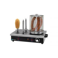 Elektrický hotdogovač - 3 hroty   HKN-Y03