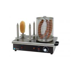 Elektrický hotdogovač - 4 hroty   HKN-Y04