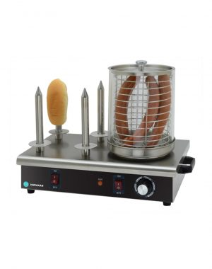 Elektrický hotdogovač - 4 hroty | HKN-Y04