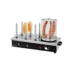 Elektrický hotdogovač - 6 hrotov   HKN-Y06