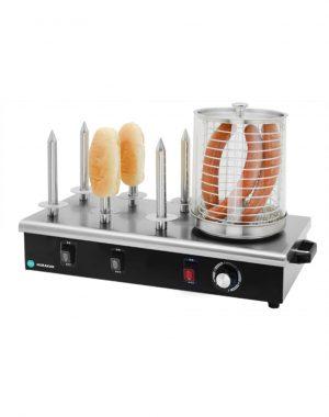 Elektrický hotdogovač - 6 hrotov | HKN-Y06