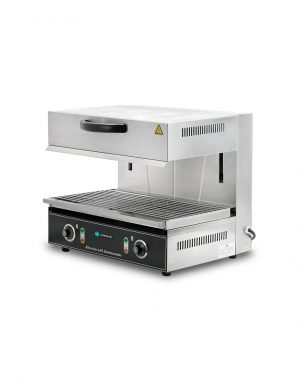 Elektrický salamander - 4000 W | HKN-SAL600MBM
