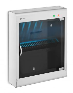 Sterilizátor na nože - 20 nožov - UV lampa | RC-KSSS501