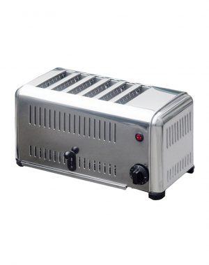 Toastovač - 2,5 kW - vertikálny | HKN-TPT6