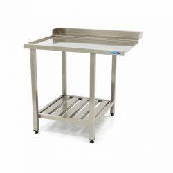 Umývací stôl - 1200 x 750 mm - vľavo | Maxima 09201037