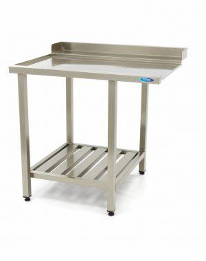 Umývací stôl - 700 x 750 mm - vľavo | Maxima 09201029