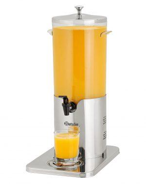 Dávkovač nápojov DTE5 - termoelektrický | Bartscher 150983