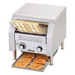 Nerezový průchozí toaster | Bartscher A100205 10190233
