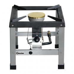 Stoličkový plynový varič | Bartscher 1086003S 10190364