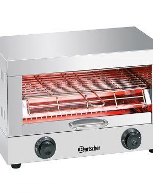 Toaster, zapekací prístroj - jednoduchý | Bartscher A151300 10190234