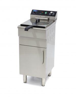 Elektrická fritéza 16 l + spodná skrinka Maxima 09365155