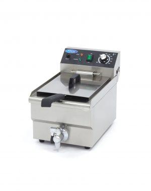 Elektrická fritéza s kohútikom - 10l Maxima 09365228