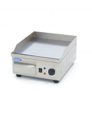 Elektrická grilovacia platňa 36 cm - chromová Maxima 09365162