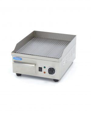 Elektrická grilovacia platňa 36 cm - ryhovaná Maxima 09365161