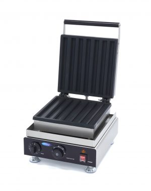Vaflovač na Churros - 7 ks | Maxima 09374221 je vysoko kvalitný a vhodný na profesionálne použitie v stravovacom priemysle.