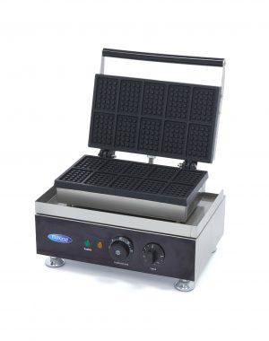 Vaflovač na mini wafle-10 oblátok |Maxima 09374203 je vysoko kvalitný a vhodný na profesionálne použitie v stravovacom priemysle a cukrárňach
