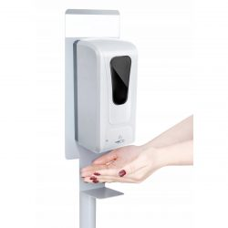 Bezkontaktný dávkovač dezinfekcie - sprej
