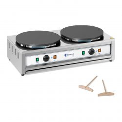 Palacinkovač - 2 platničky - 2 x 3000 W RC-CMD01