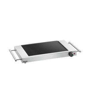 Elektrická grilovacia platňa GP1200 - dražkovaná Bartscher 104902