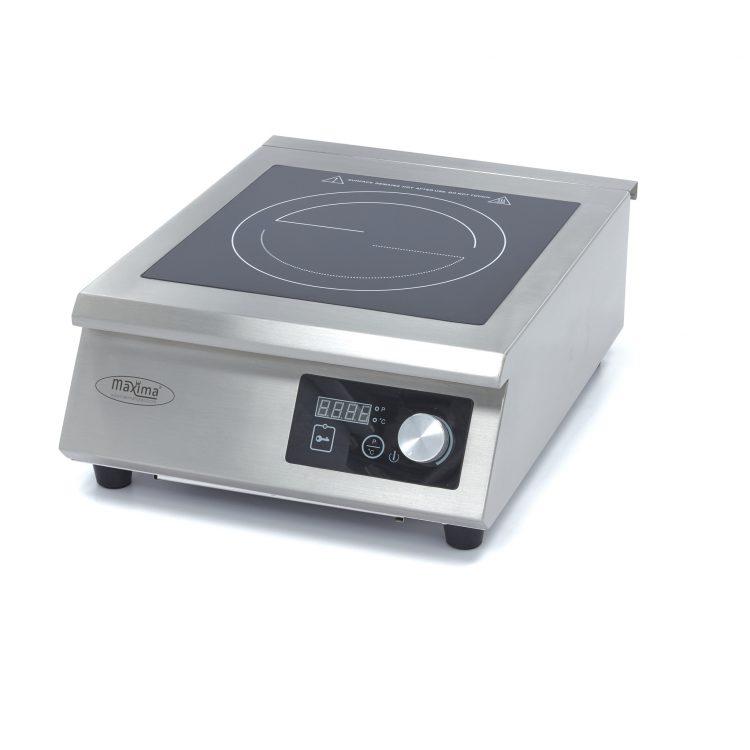 Indukčný varič 5000W Maxima 09371010