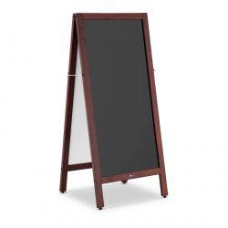 Reklamný stojan - 2 tabule RCMB-04