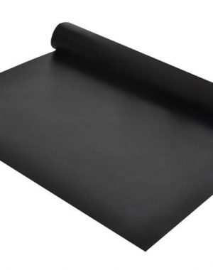 Teflónová podložka na gril - 5ks čierna