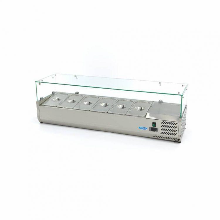 Chladiaca nadstavba na 1/3 GN - 140cm Maxima 09400323