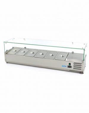 Chladiaca nadstavba na 1/3 GN - 150cm   Maxima 09400326