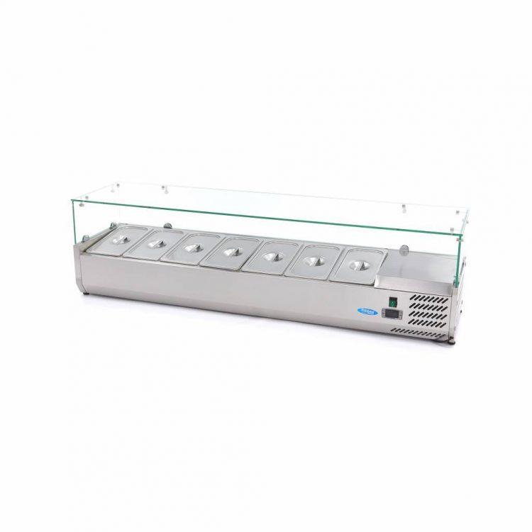 Chladiaca nadstavba na 1/3 GN - 160cm | Maxima 09400329