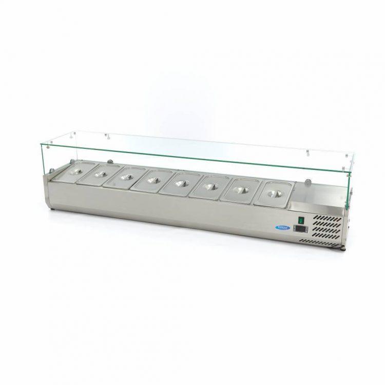 Chladiaca nadstavba na 1/3 GN - 180cm   Maxima 09400332