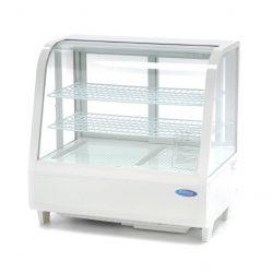 Chladiaca vitrína 100L - biela Maxima 09400836