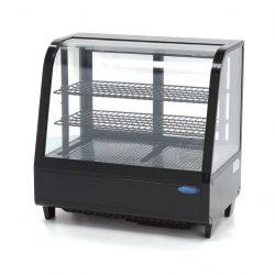 Chladiaca vitrína 100L - čierna Maxima 09400831