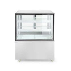 Chladiaca vitrína 300L - biela   Hendi 233337