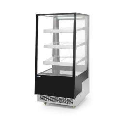 Chladiaca vitrína 300L - čierna | Hendi 233306