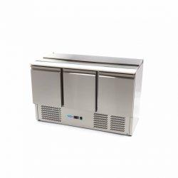 Chladiaci stôl so sklopným vekom - 400L | Maxima 09400415