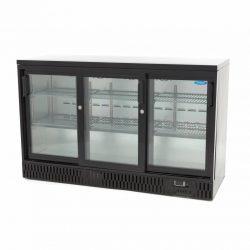 Chladnička na nápoje Deluxe 341L - posuvné dvere | Maxima 09400920