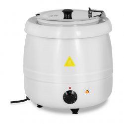 Elektrický kotlík na polievku 10L - biely | RCST-9403