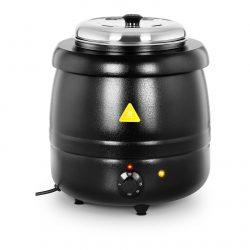 Elektrický kotlík na polievku 10L - čierny | RCST-9407