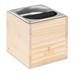 Odklepávač na kávu 2,2L - drevený | RCKM-23