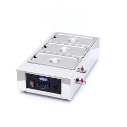 Stroj na rozpustenie a ohrievanie čokolády 3x1/3 GN | Maxima 09374051