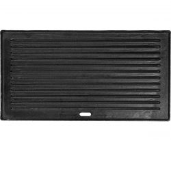 Liatinová doska pre plynový gril 41x22 cm | YG-20020